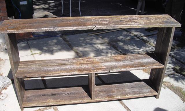Making Barn Board Furniture is easy and fun! | Dr. Alan Viau