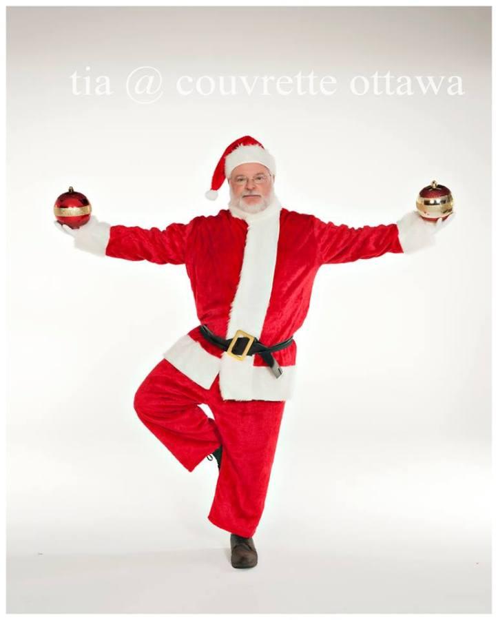 Yoga Santa