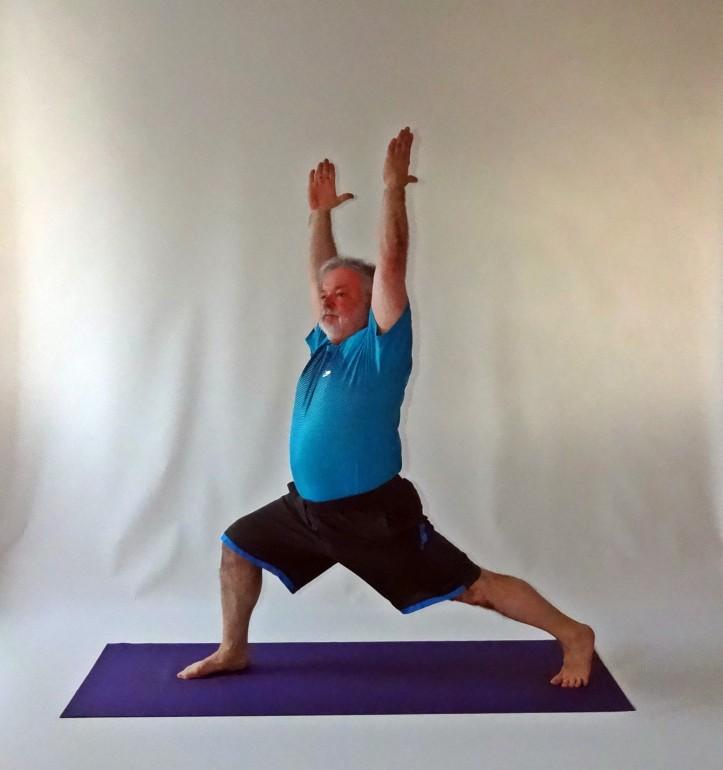 Yoga Lunge
