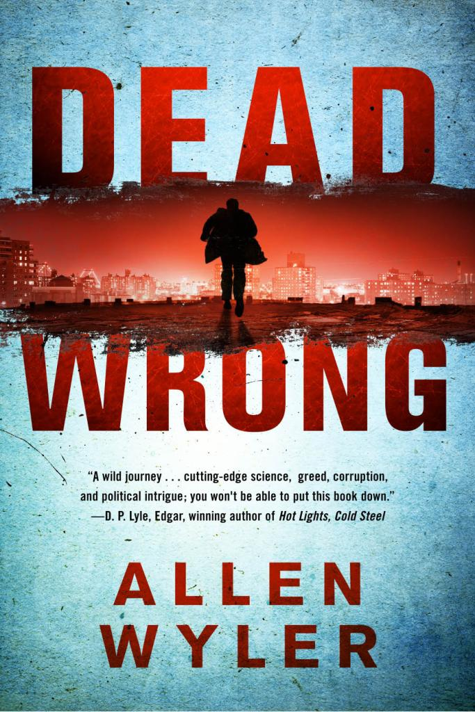 Dead Wrong cover