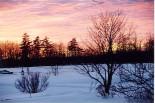 Sunfire on the Snow