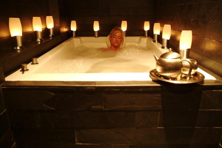 Delano Las Vegas - BATHHOUSE Spa - Bath