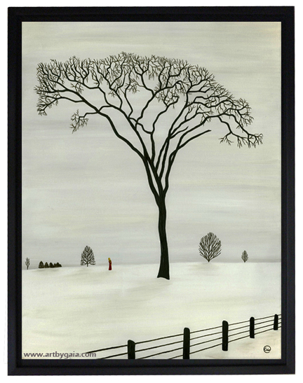Favorite-Tree-Gaia-Orion-Framed-Canvas