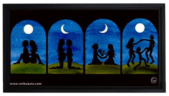 Life-Celebration-Gaia-Orion-Framed-Canvas