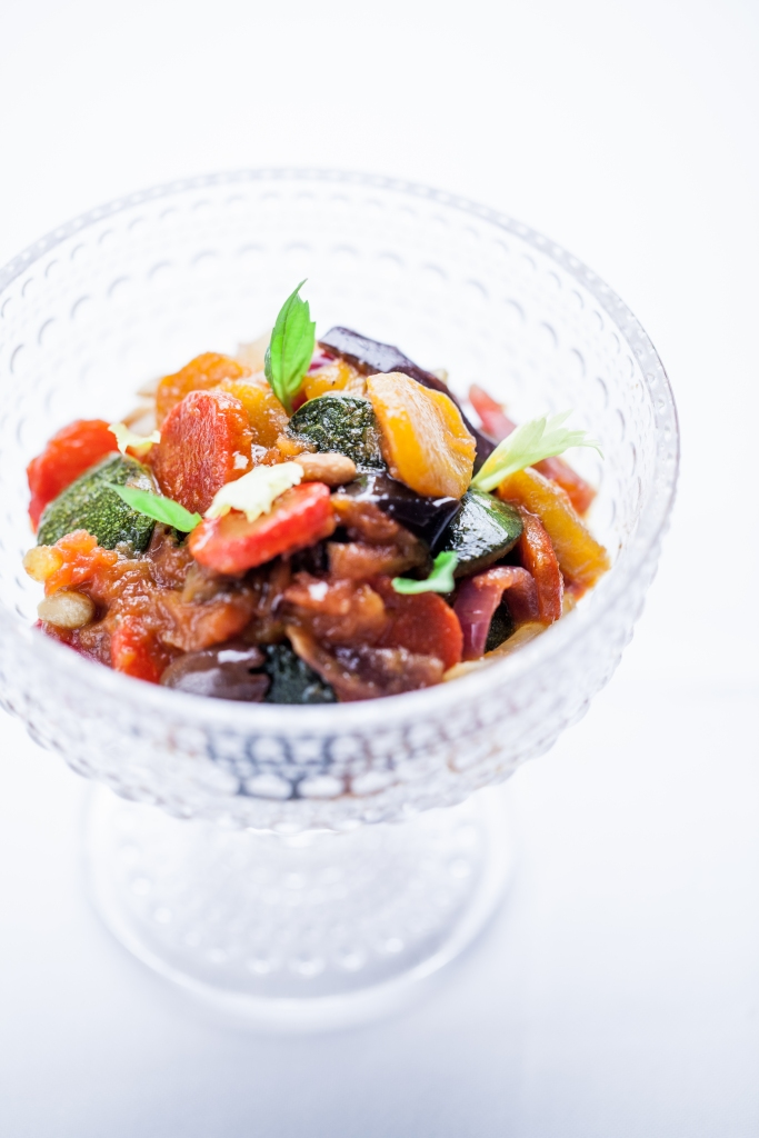 Rivea_Provence-style Vegetable Caponata - Credit Pierre Monetta
