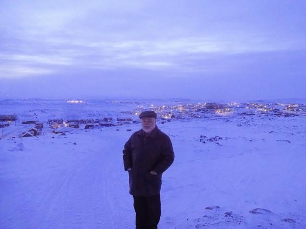 Me in Iqaluit