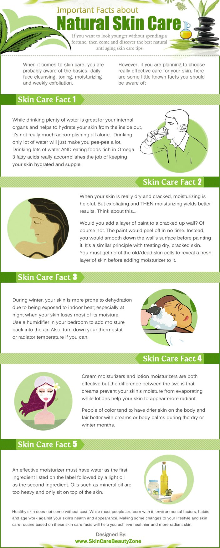 facts-about-natural-skin-care